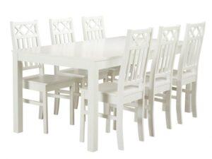 Söögitoakomplekt MONIKA +6 tooli